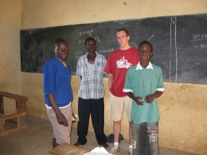 Joe in Kenya, 2009 - 1A