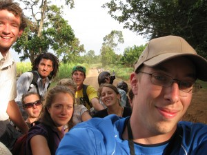 Joe in Kenya, 2009 - 2